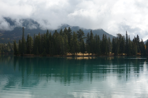 Lac Beauvert – Jasper, Alberta