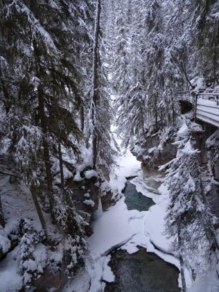 Johnston Canyon, Banff National Park Alberta